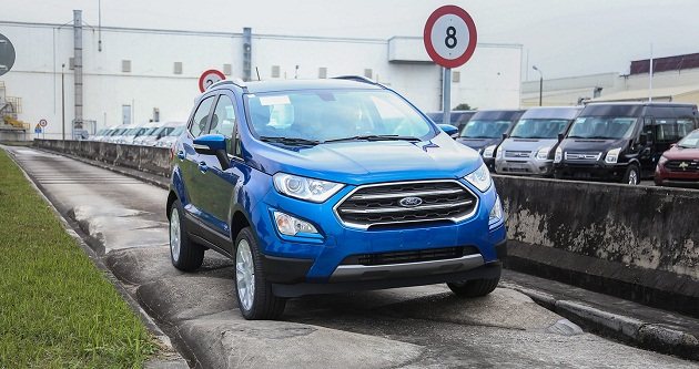 Ford Ecosport 2018 20