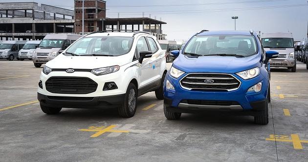 Ford Ecosport 2018 23