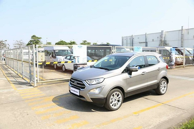 Ford EcoSport 1.5P Trend MT