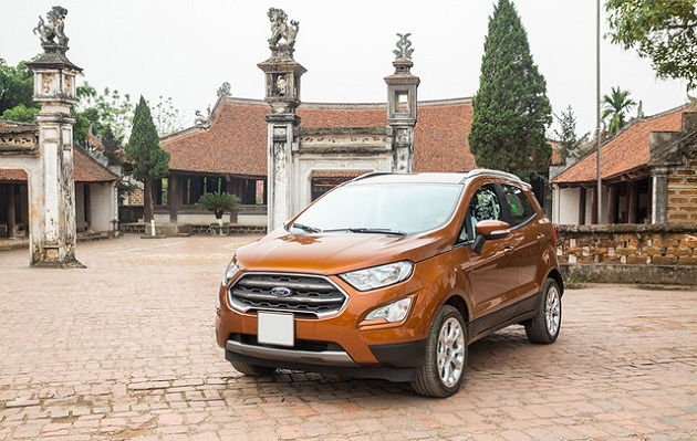 Ford Ecosport 2018 mới