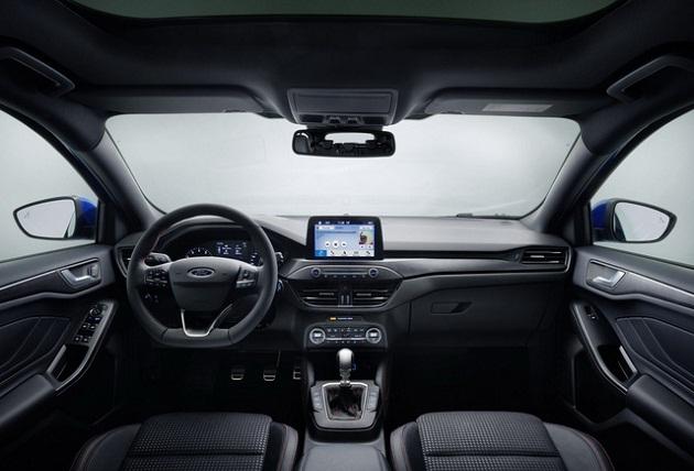 Ford Focus moi 12