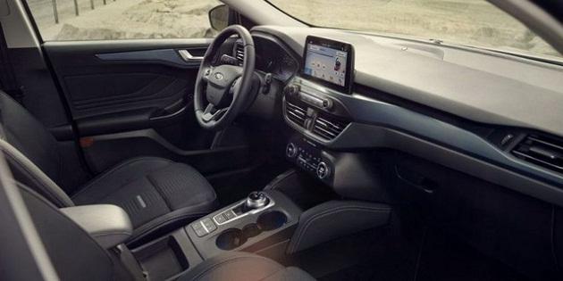 Ford Focus moi 3