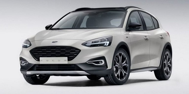 Ford Focus moi 6