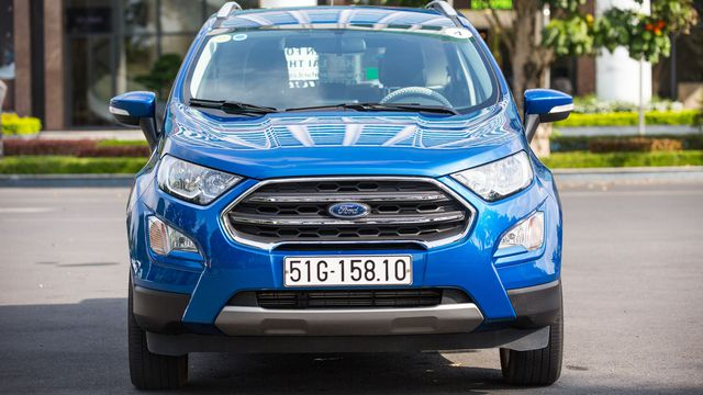 Ford Ecosport 2018 4