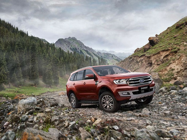 Ford Everest 2018 1