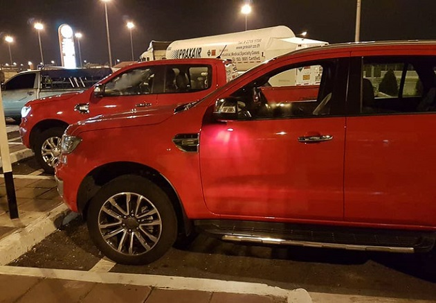 Ford Everest 2018 5