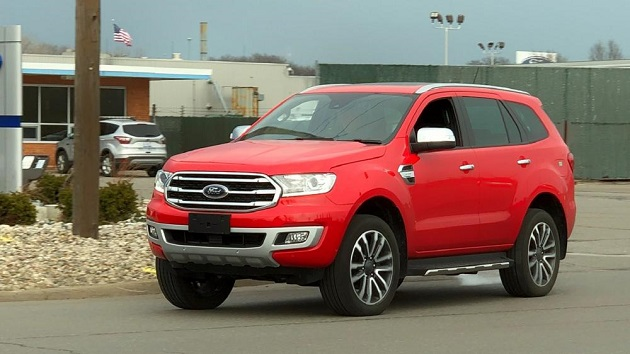 Ford Everest 2018 new