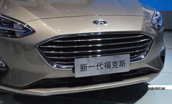 Ford Focus 2019 2