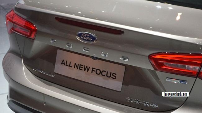 Ford Focus 2019 5