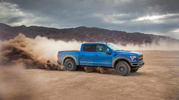Ford Raptor 2019 10