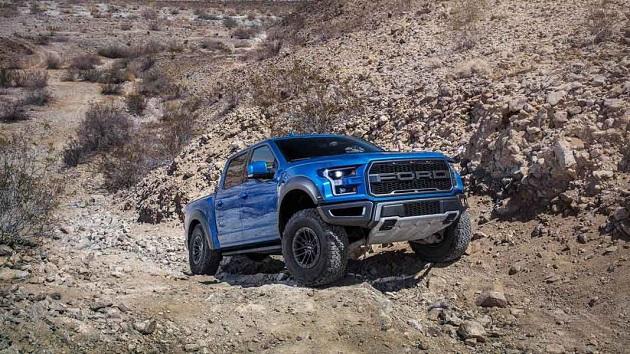 Ford Raptor 2019 2