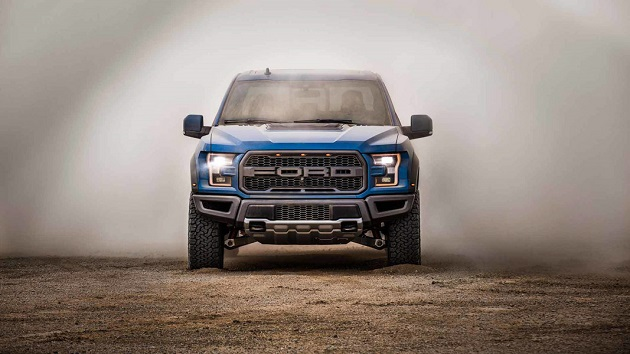 Ford Raptor 2019 3
