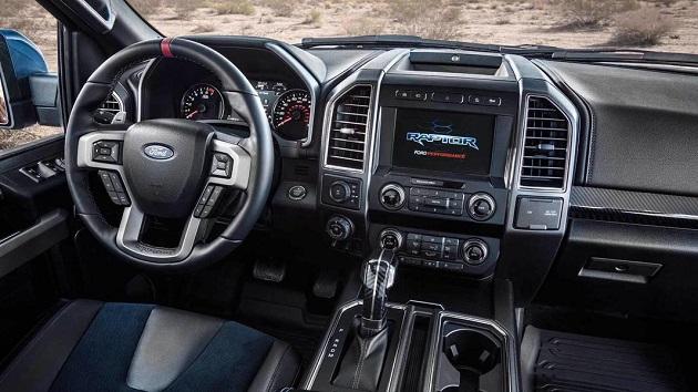 Ford Raptor 2019 4