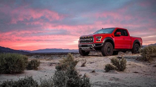 Ford Raptor 2019 5