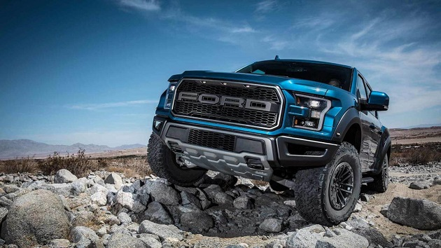 Ford Raptor 2019 6