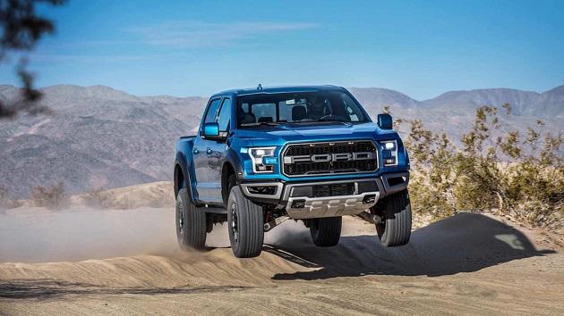 Ford Raptor 2019 8