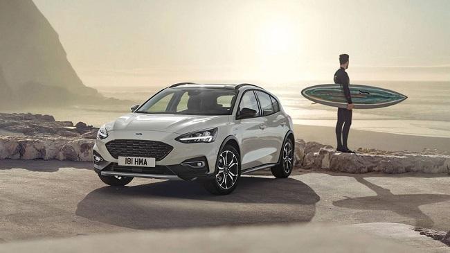 Ford Focus 2019 1