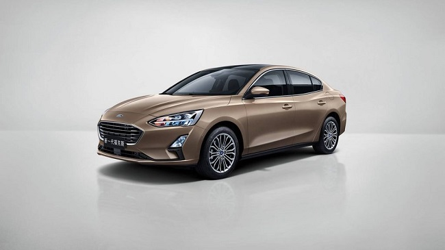All-New Global Focus: Asia Four Door