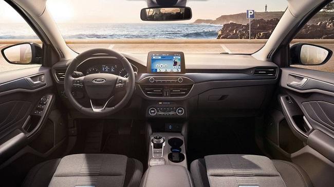 Ford Focus 2019 3