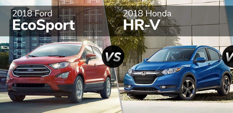 2018-Ford-EcoSport_vs_2018-Honda-HRV