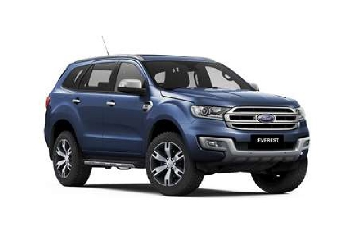 Ford Everest 2.0 Trend AT