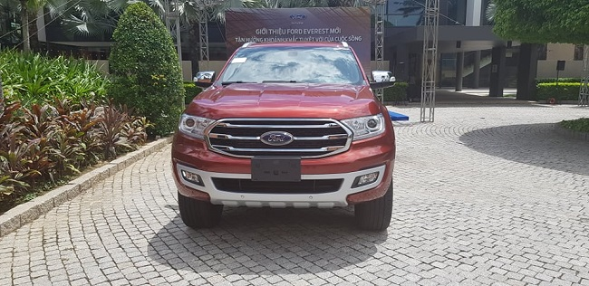 Ford Everest 2018 2