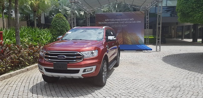 Ford Everest 2018 6