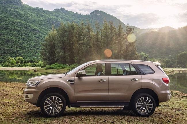 Ford Everest 2018 moi 1