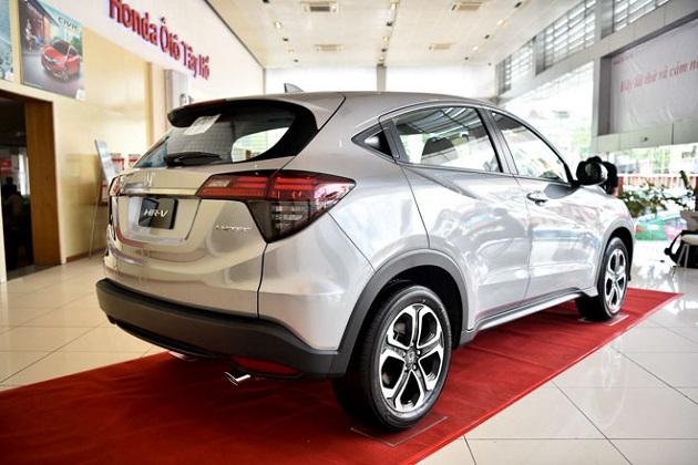 Honda HRV 2018 1