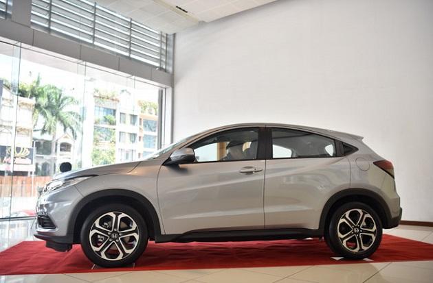 Honda HRV 2018 5