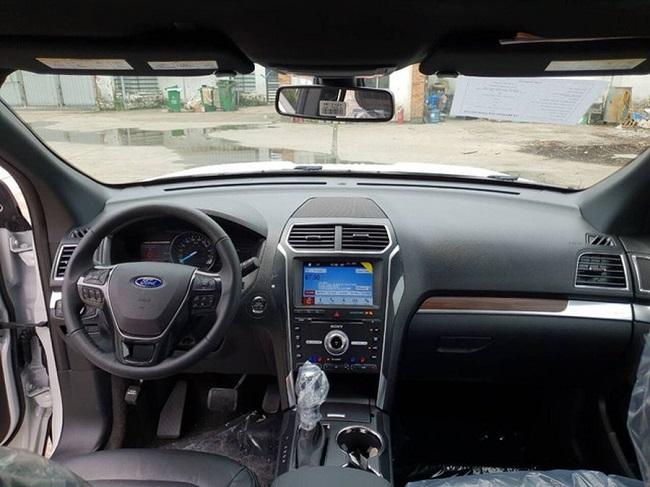 Ford Explorer 2018 3