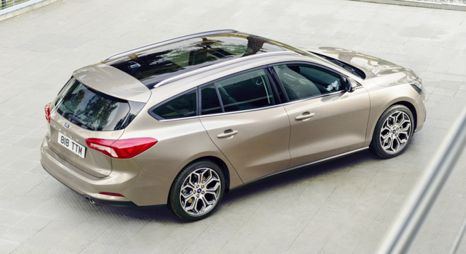 Ford Focus 2019 6