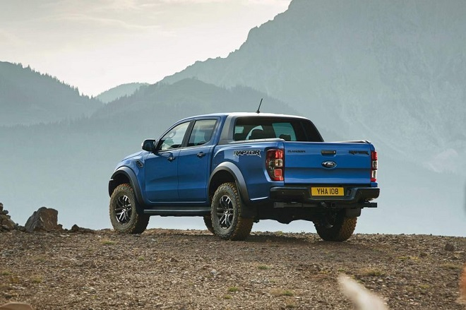 Ford Ranger Raptor 7