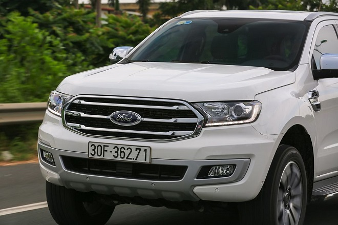 Ford Everest 2019 1