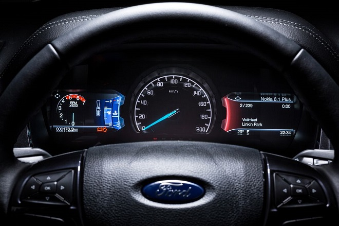Ford Everest 2019 8
