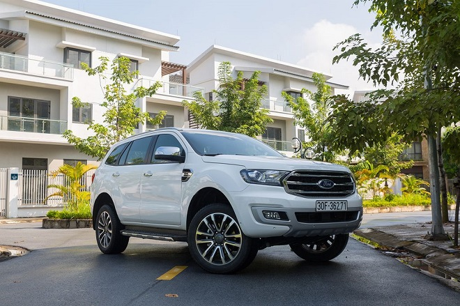 Ford Everest 2019 9