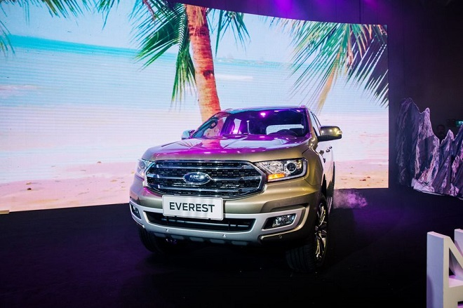 Ford Everest 2018 3