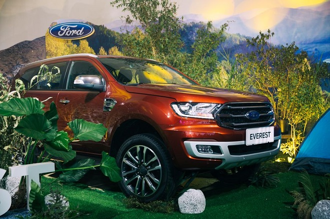 Ford Everest 2018 4