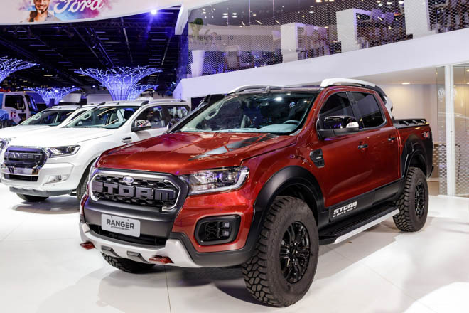 Ford Ranger Storm 1